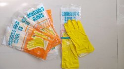Haushalts-Latex-Handschuh, Gummihandschuh