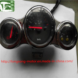 Electric Scooter Round LCD Instrument Meter Speed Display