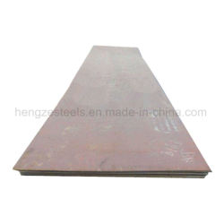Placa de meteorización anticorrosión ASTM A242 A588 acero Corten para decoración