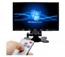 7inch de privé LCD van de Knoop van de Aanraking van de Auto van de Vorm Digitale Monitor van het Scherm