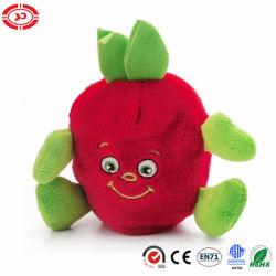 Frutas ASTM recheadas Plush H. E. R. Ó filhos brinquedo programável minúsculos de framboesa