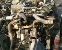 Cummins 375HP 엔진은 트럭에 엔진을 사용했습니다
