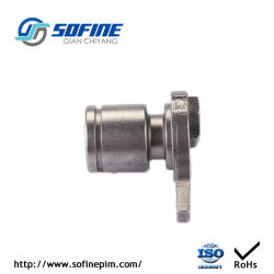Metalurgia de autopeças para moldagem por injeção de metal de alta precisão peças utilizadas no sistema de retenção do airbag