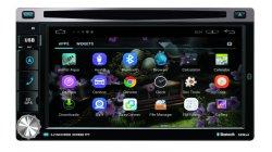 Écran tactile 2DIN universel nouveau modèle de lecteur de DVD de voiture GPS pour Android