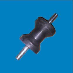 Het flexibele RubberDeel van het Metaal voor Auto, Machines, Industrie