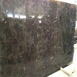 High-Polished/Natural/marrón/Emperador losa de mármol oscuro para pisos azulejos/Paso escaleras/Encimeras