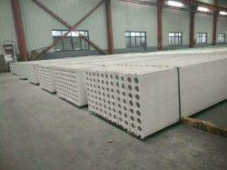Painel do tipo sanduíche de EPS da linha de produção/painel de parede de concreto leve formando Fabricação
