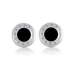 Jóias de aço inoxidável 316L Jóias brincos (HDX1037)