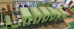 Bobine à bobine/polisseuse de meulage (type humide) pour le NO4 et le Trait Fin Terminer
