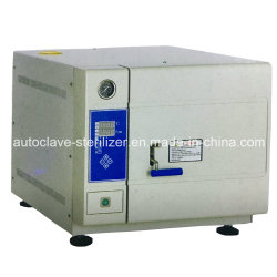 Autoclave Dental Sterilizer Table Top Steam Sterilizer con Beep Reminding