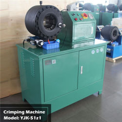 J1401 Werktuig van de Machines van de Hydraulische rem het Slang Gebruikte Plooiende