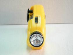 LED Luz de emergencia móvil Cargador solar portátil Radio dinamo