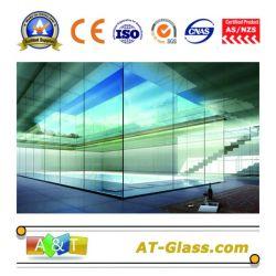 3mm-19mm freies ausgeglichenes Glas/Hartglas mit Bescheinigung, Gebrauch für Fenster, Zaun usw.