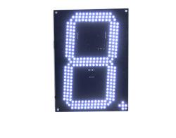 Tankstelle-Preis-Zeichen des hohe Helligkeits-Digitalsignage-LED