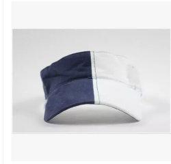 Tinta de moda e branco de algodão Two-Side Pala Hat