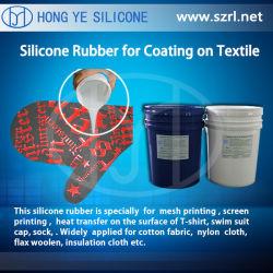 Жидкий герметик RTV силиконовый герметик для текстильной покрытие