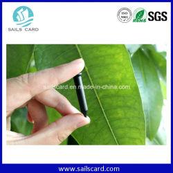 Tk4100 Chip RFID Etiquetas de clavo de metal para la gestión de la madera
