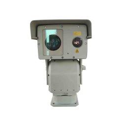 2MP дальнего радиуса действия лазерного PTZ камеры CCTV ночного видения
