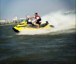 1500cc 3plazas Jet Ski embarcaciones con 200CV