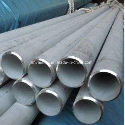 ASTM304 Aço inoxidável tubo sem costura para o fluido Capmo
