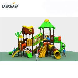Outdoor Plastic Spielplatz Ausrüstung Tier Skulptur Slide Spielgegenstände für Kinder