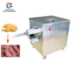 Las aves de corral de la industria de procesamiento de carne y hueso que separa la máquina de corte