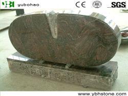 Juparana chinês/polidas/Headstone/Momument Tombstone
