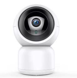 PTZ Inalámbrica de 2MP cámara IP Seguridad WiFi en interiores