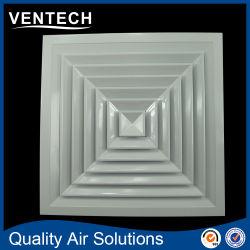 Methoden-Diffuser- (Zerstäuber)quadrat-Kühlvorrichtung-Diffuser (Zerstäuber) der Klimaanlagen-Decken-4