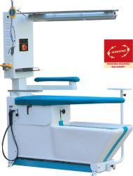 Un service de blanchisserie Équipements multi fonction de la machine à laver une planche à repasser Fer/table (avec le générateur) pour la blanchisserie boutique/hôpital/hôtel