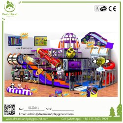 Kind-Innenspielplatz innerhalb des weicher Spiel-Geräten-Einkaufszentrum-freier Entwurf kundenspezifischen Kleinkind-Innenspielplatzes