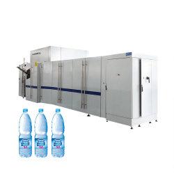 Automatisches gekohltes Getränk-Saft-Getränkedie reine Mineralwasser-Flasche beenden, die trinkenden füllenden Flaschenabfüllmaschine-Produktionszweig Pflanze für Verkauf aufbereitet