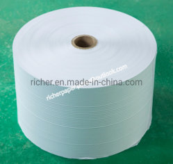 30-80g/m² papel kraft blanco de grado alimentario