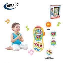 新しく知的なリモート・コントロールスマートな音楽的なおもちゃの携帯電話