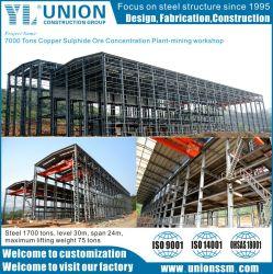MetallstahlStruction Aufbau-Architektur