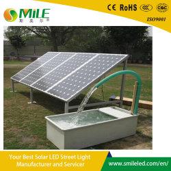 Système de stockage de l'énergie solaire 2kw hors réseau système complet d'énergie solaire énergie solaire pour la maison de la génération