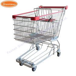 아시아 스타일의 맞춤형 소매 상점, 몰, 식료품, 슈퍼마켓 쇼핑 카트 트를리