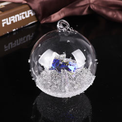 Kristallweihnachtskugel-Geschenk-Andenken (KS15042)