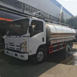 Réservoir de lait d'acier Isuzu japonais pour la vente du chariot