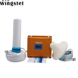 Wingstel 무선 Triband GSM 2g 3G 4G Lte 셀 방식 셀룰라 전화 신호 승압기 WiFi 홈을%s 이동할 수 있는 신호 중계기