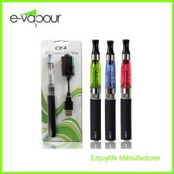 Commerce de gros ego Ce4 cigarette électronique la plaquette thermoformée Kit pour fumer