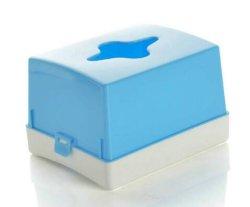 لطيف صندوق الأنسجة البلاستيكية