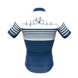 De Gemaakte anti-Uv In te ademen Berg Biking die van China Fabrikant de Kleren van Jersey, de T-shirt van Sporten cirkelt