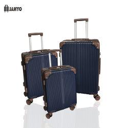 Usine ABS de gros PC Fashion sac chariot de déplacement des bagages de cabine