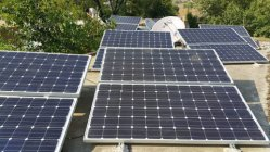 5 квт внесетевых фотоэлектрических систем, солнечная энергия питания блока управления двигателем a Home