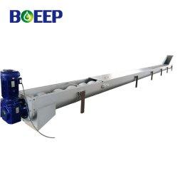 Винт Shaftless из нержавеющей стали конвейер оборудования, используемого в процессе обработки сточных вод