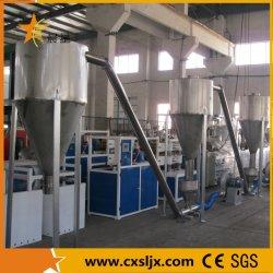 Top-Qualität macht Maschine PVC-Kunststoff-Recycling und Granulierung Produktion Linie