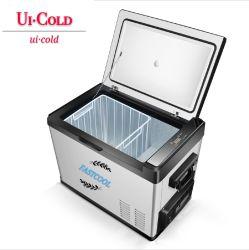 Multifunctional faible bruit de voiture Mini Portable réfrigérateur congélateur