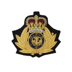 Het Kenteken van de Ambtenaren GLB van de Marine van GVB a.