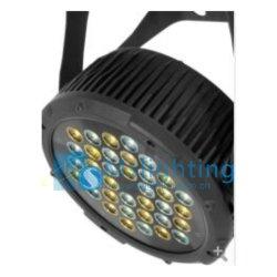 36*3W à LED RVB (voyant bleu par, vous pouvez afficher, 6CH/LED 3CH(1012)